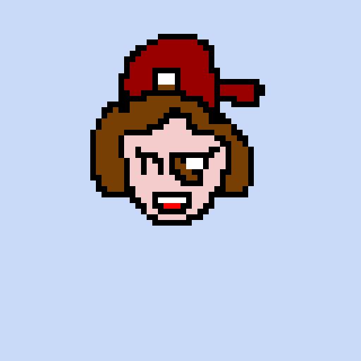 me wearing a hat on backwards be like