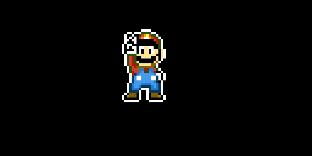 Victory Super Mario World
