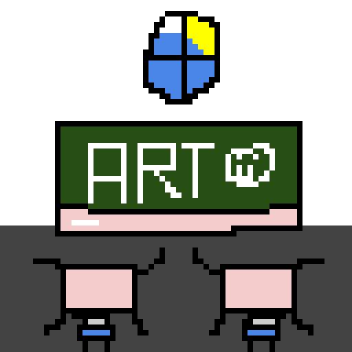art class (the most best class ever)