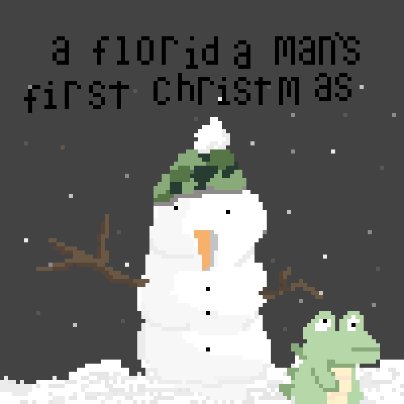 by: a florida man