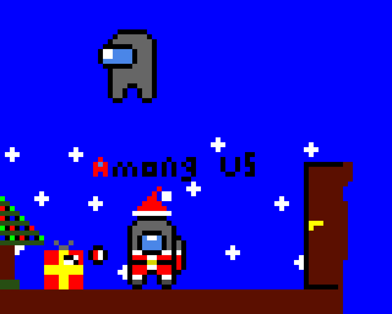 christmas mini crewmate (contest)