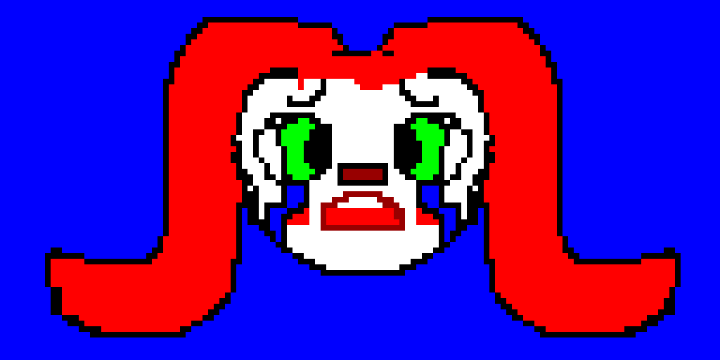 circus baby singing daddy's little monsters