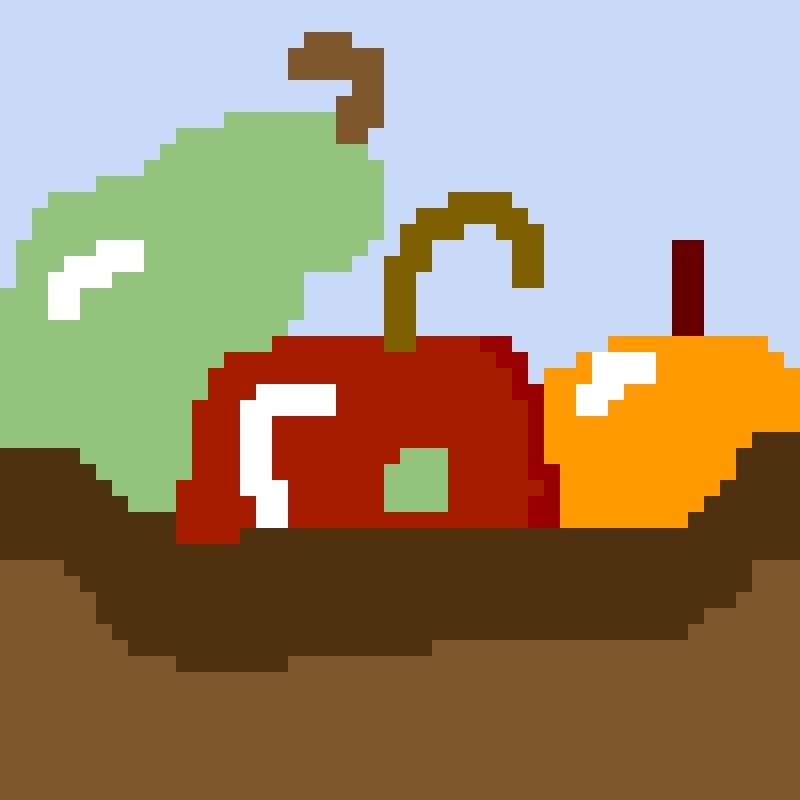 Fruit bowl contest
