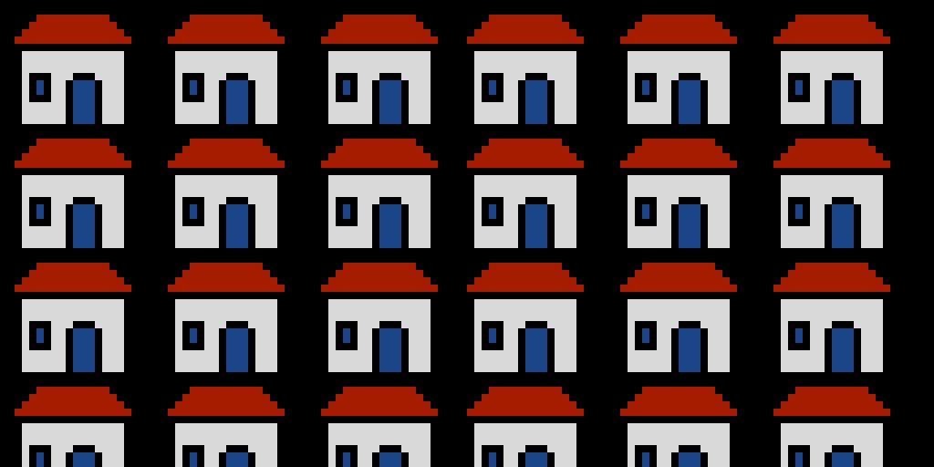 i made more coon like the houses u made that i make  more
