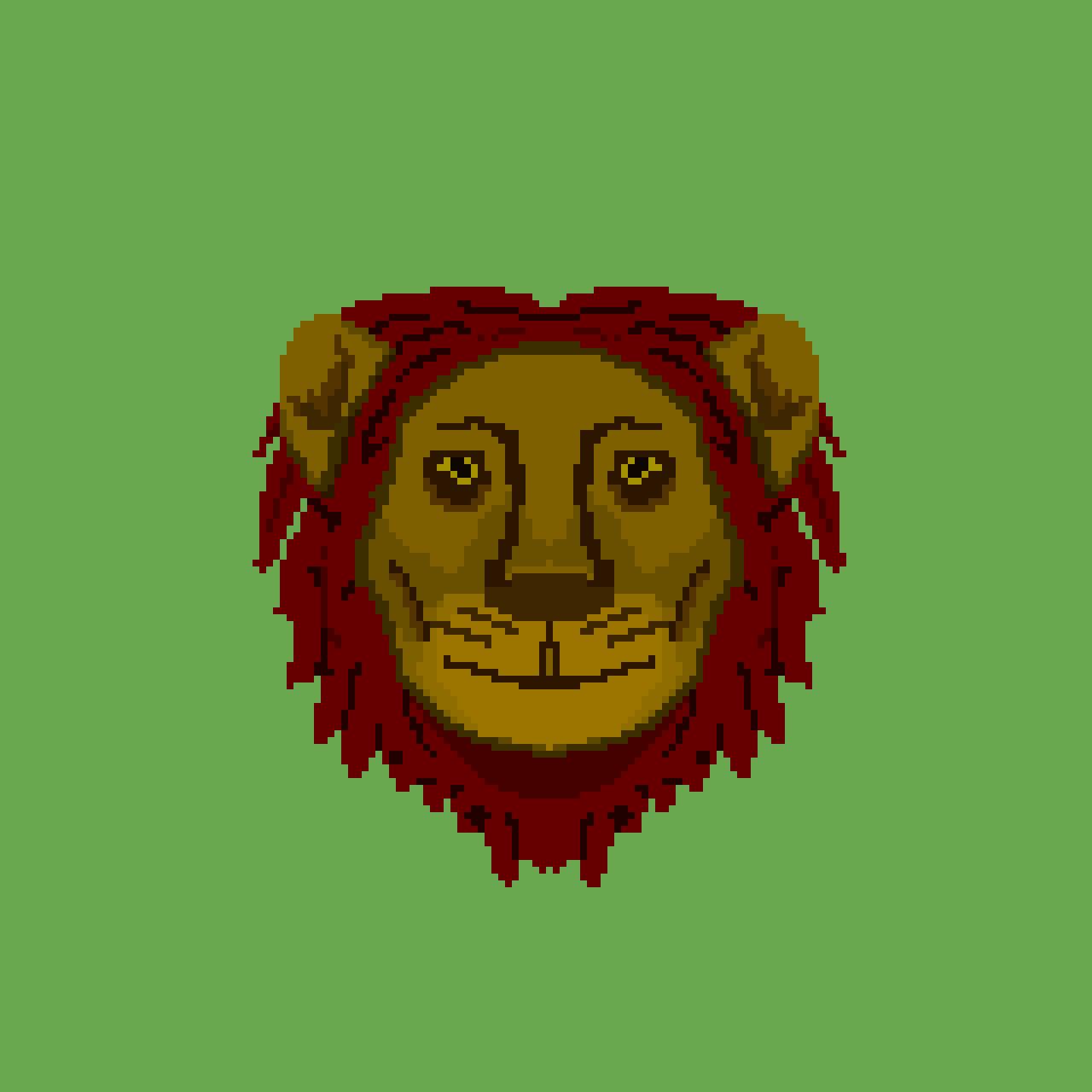 Lion Beast  (animal contest)