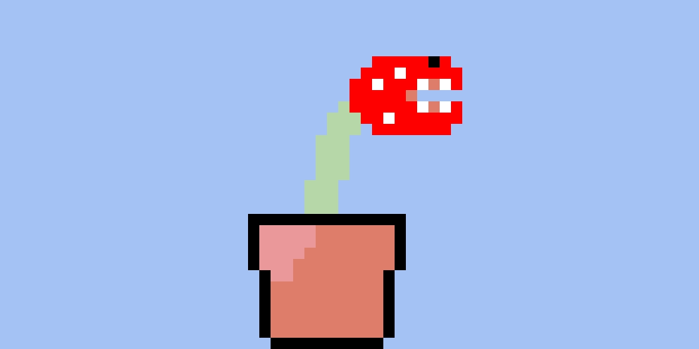 Mario plant (contest)