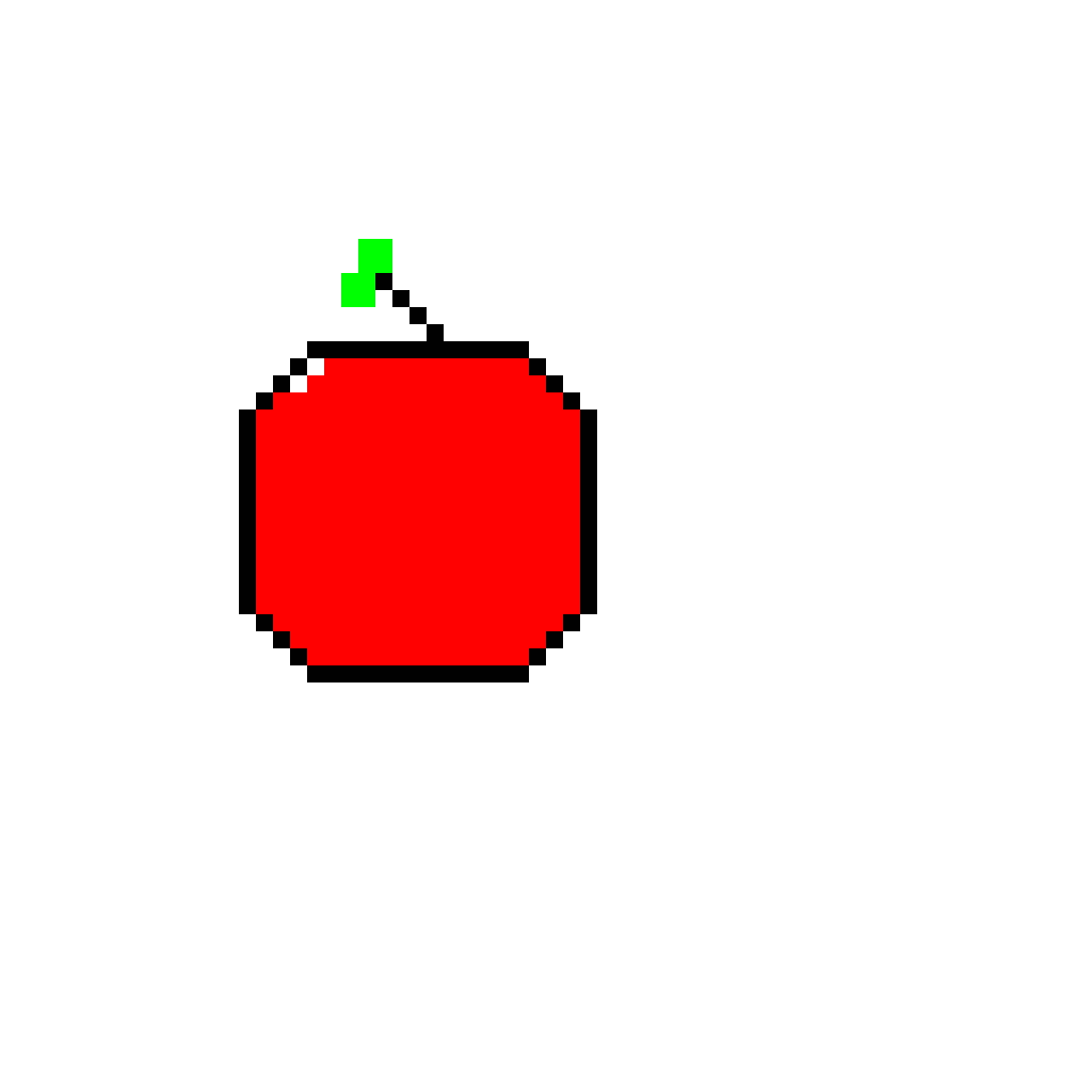 Minecraft apple (contest)